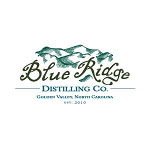 Blue Ridge Distilling Co. logo
